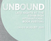 Unbound returns to Edinburgh International Book Festival