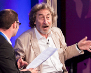 """""""Great book ruined by Booker"""" jests Howard Jacobson"""
