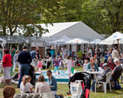 2012 turns out to be an exceptional year for the Edinburgh International Book Festival