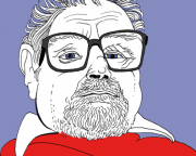 Alasdair Gray (2014 event)