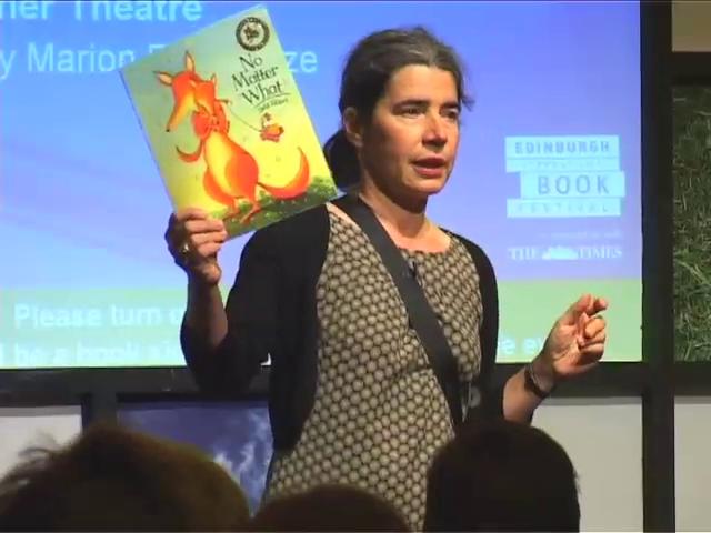 Debi Gliori (2010 children's event)