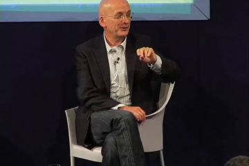 Roddy Doyle (2010 event)