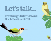 Let's Talk at the Edinburgh International Book Festival