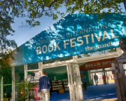 Edinburgh International Book Festival wraps up 17 days of dialogue, discussion and debate