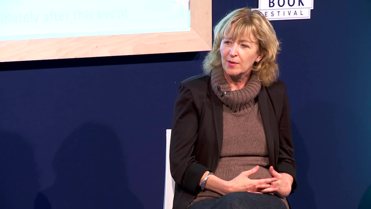 Melissa Benn (2014 event)