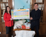 Players of People's Postcode Lottery to help the Book Festival grow in exciting new ways