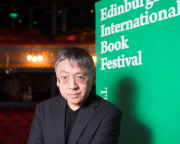 Kazuo Ishiguro introduces new novel to Edinburgh International Book Festival audience