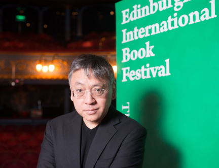 Kazuo Ishiguro introduces new novel to Edinburgh International Book Festival audience