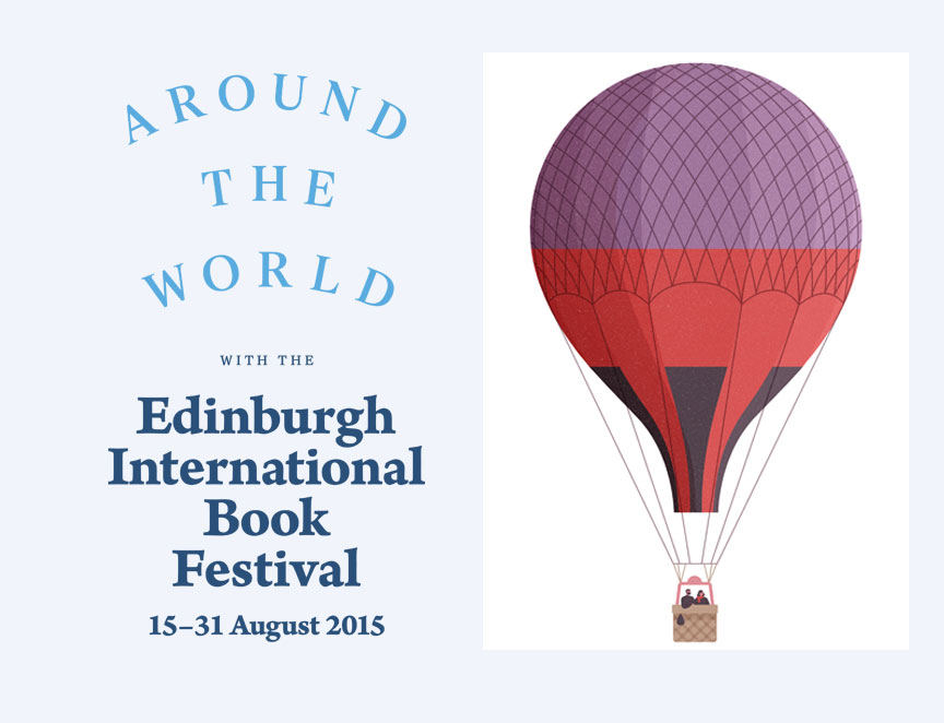 Alice in Wonderland and Peter Pan at Edinburgh International Book Festival