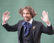 Young people won't struggle to succeed says Cédric Villani at the Book Festival