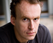 Author Matt Haig talks of the importance of reading and writing in maintaining mental health at the Book Festival
