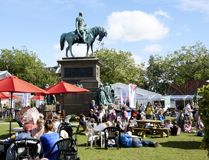 Book Festival closes the chapter on its most successful programme to date
