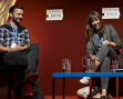 Joe Sumner & Evie Wyld (2015 Event)