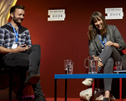 Joe Sumner & Evie Wyld (2015 Event)