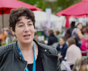 Interview - Joanne Harris (2015)