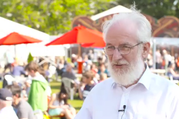 Interview - David Crystal (2015)