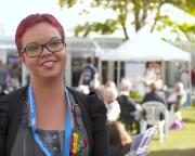 Interview - Sophie McKenzie and Salla Simukka (2015)
