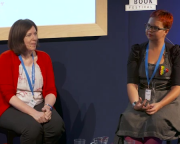 Blood and Secrets with Sophie McKenzie and Salla Simukka (2015 Event)