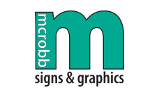mcrobb signs and graphics