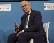 Mervyn King Speaks at Edinburgh International Book Festival