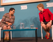 First Minister & Makar Talk Poetry, Politics and Paxman