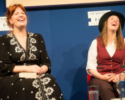 Frances Hardinge & Sarah Perry Discuss Feisty Victorian Heroines