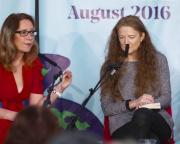 Sam Baker & Carol Birch (2016 Event)