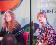 Janet Ellis and Lorna Gibb (2016 Event)