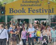 Highlights of the 2016 Edinburgh International Book Festival