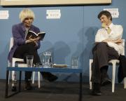 Tim Burgess with Ian Rankin (2016 Event)