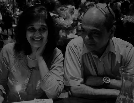 Afternoon Tea with Niranjala M Ellawala & Prakash Sivanathan