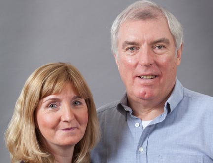 Iain Fraser & Anne Fraser Sim