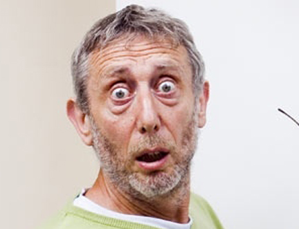 Laughing Out Loud with Michael Rosen