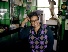 Guest Selector: Roxane Gay with Jackie Kay