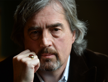 BBC World Service World Book Club Celebrates 15th Birthday with Sebastian Barry at Book Festival