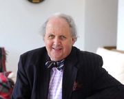 A World First with Alexander McCall Smith at the Book Festival
