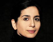 Souad Mekhennet speaks on the Radicalization of Young Adults  at the Edinburgh International Book Festival