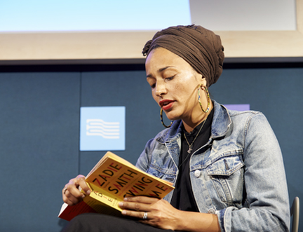 Novelist Zadie Smith Reveals She is to Publish a Collection of Short Stories