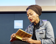 Novelist Zadie Smith Reveals She is to Publish a Collection of Short Stories  at the Edinburgh International Book Festival