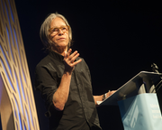 Eileen Myles Talks of Misogyny in American Politics at the Edinburgh International Book Festival