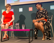 Chimamanda Ngozi Adichie and Nicola Sturgeon Discuss Equality in the 21st Century