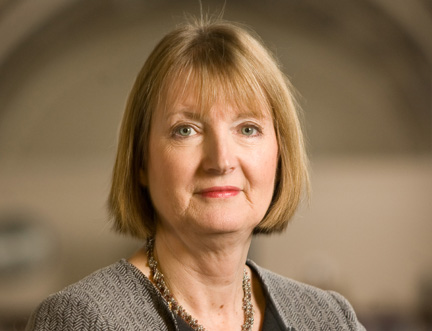 Harriet Harman Speaks on the Future of the Labour Party at the Edinburgh International Book Festival