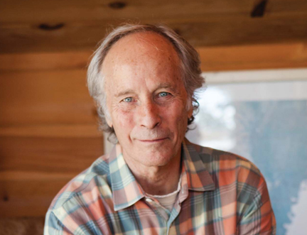 Richard Ford in Conversation with Kirsty Wark at the Edinburgh International Book Festival