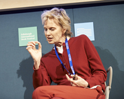 Siri Hustvedt with Elif Shafak (2017 Event)