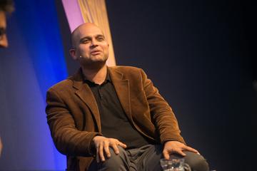 Aravind Adiga (2017 event)