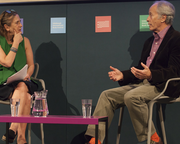 Richard Ford with Kirsty Wark (2017 Event)