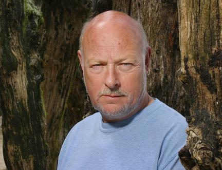 John Harvey with Ian Rankin