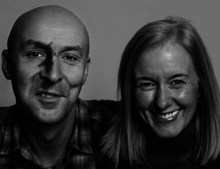 Chris Brookmyre & Marisa Haetzman
