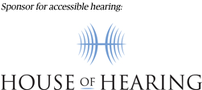 House of Hearing logo