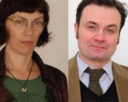 Peter Ross & Tania Skarynkina